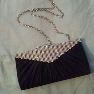 Handbags - 💎Elegant Ladies' Rhinestone Evening Bag NWOT!